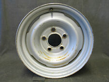CHEVROLET G.M.C. TRUCK VAN STEEL WHEEL 15X7-INCH FIVE HOLE 5X5 BOLT PATTERN