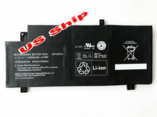Genuine VGP-BPS34 VGP-BPL34 Battery for Sony Vaio Fit 15 Touch Svf15a1bcxs 41Wh