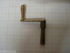 Clef clée key clock Schlüssel pendulum regulator Gebrauchtpendel clock antique 2