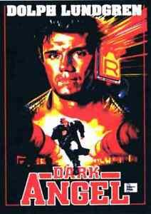 Dark Angel - 1990 Horror - Dolph Lundgren, Brian Benben, Betsy Brantley - DVD
