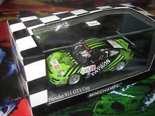 1:43 PORSCHE 911 GT3 CUP ED BROWN IMSA GT3 2009 MINICHAMPS 400096708 OVP new