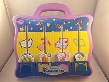 """Pajanimals Bedtime Routine Job Board Lights Sounds Toy 10.5"""" Tall Jim Henson's"""