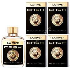 4x100ml = 400ml LA RIVE CASH  Eau de Toilette zum absoluten Hammerpreis !!! HIT