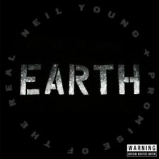 NEIL YOUNG & PROMISE OF THE REAL - EARTH [CD]