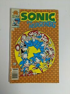 SONIC The HEDGEHOG Comic Book #3 May 1993 First Edition