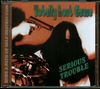 Totally Lost Cause Serious Trouble CD new TLC reissue private indie US metal