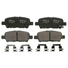 Disc Brake Pad Set Rear,Front Federated D1393C