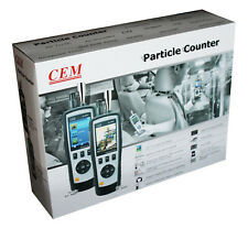 Cem Dt-9881 Hcho Co Detector Air Particle Counter with Color Lcd Display Camera
