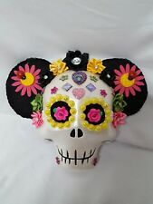 Day of the Dead Sugar Skull Mask Dia de los Muertos / Wall Art