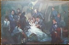 1905 Death Of Nelson. G & P. Nelson Series  Postcard To: Grimsey Rd, Leiston