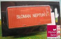 B-Models 2030 20' Container SLOMAN NEPTUN braun Ladegut H0 1:87 NEU+OVP