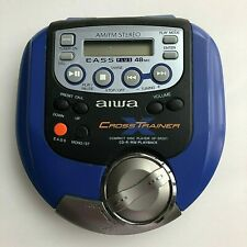 Aiwa Compact Disc Player Only Cross Trainer Xp Sr311 With Am Fm Stereo June 2000