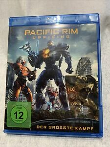 Pacific Rim - Uprising [Blu-ray] von DeKnight,  Zustand TOP