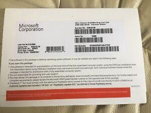 Microsoft Windows 10 Home 64-bit Operating System - DVD