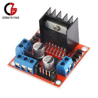 5PCS L298N Dual H Bridge DC Stepper Motor L298N Drive Controller Board Module
