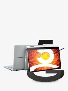"""New Samsung Galaxy Book Flex2 5G 2in1 Laptop Silver 13.3"""" i5 11th Gen 256GB 8GB"""