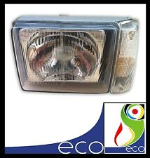 FARO FANALE ANTERIORE sinistro FIAT PANDA 750 dal 1986 al 2003 BIANCA manuale