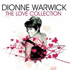 Dionne Warwick Love Collection CD NEW SEALED Walk On By/I Say A Little Prayer+