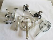 Vintage Groupset Clearance - Dura Ace 7400 and 600 Tricolor 6400 Parts