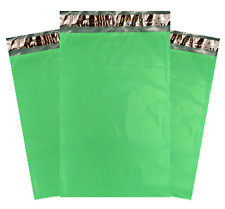 Green Poly Mailers Choose Size Amp Quantity Small Or Large Thick 235mil