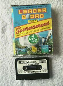 32915 Leaderboard Tournament - Sinclair Spectrum 48K (1987)