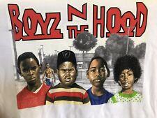 RARE. Boyz N The Hood Men's XL - Tre, Ricky, Doughboy &  Little Chris T-Shirt