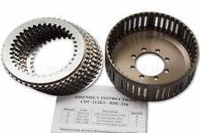 EVR DUCATI 48T Sintered Plates & Basket, Clutch Set 40.5mm 1198 1198S CDU-212KS