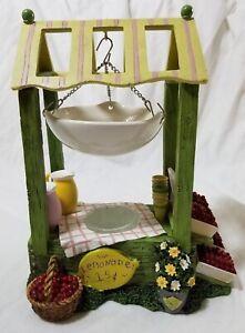 Yankee Candle Tart Melt Warmer: LEMONADE Hanging Fruit STAND 15c Cherries NEW