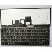 US English Layout Keyobard with Backlit for Toshiba Z30-A Z30-B Z30-C Laptop