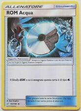 Carte gioco singole collezionabili Pokémon acque non comune