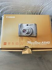 Canon PowerShot A540 6.0MP Digital Camera & ACCESSORIES
