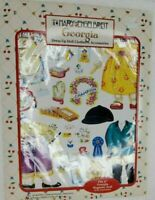 """Vintage Mary Engelbreit 6"""" Magnetic Doll Clothes Accessories Car Gift Photos NEW"""