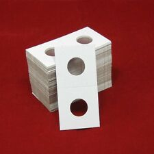 100 Cardboard 2x2 Coin Holder Mylar Flips for Nickels
