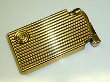 Flam Song (la nacional) Automatic lighter with music box-Reuge -1950 - Swiss