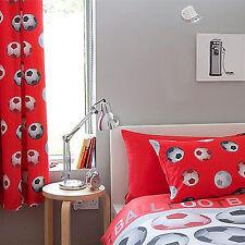 Polycotton Children's Pencil Pleat Curtains & Pelmets