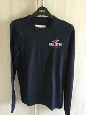 Hollister Long Sleeve T-shirt ~ Size Small. VGC