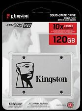 Kingston 120GB SSD UV400 2.5' SATA III Internal Solid State Drive