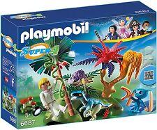 PLAYMOBIL 6687 - Lost Island mit Alien und Raptor  ++neu und ovp++