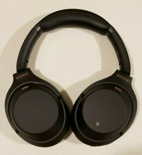 Sony WH-1000XM3 Wireless Noise Cancelling Bluetooth Headphones NEW - Black