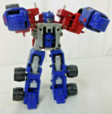 Transformer Optimus Prime, Hasbro 2001