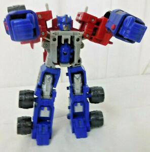 Transformer Optimus Prime, Hasbro 2001
