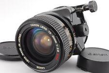Canon 35mm f2.8 FD TS SSC tilt shift S.S.C manual focus lens from Japan (A1704)