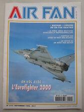 AIR FAN 214 XB-70A FAS AIR TATOO RAF SAR 22F FORCA AEREA BRASILEIRA EUROFIGHTER