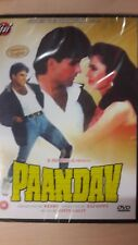 PAANDAV BRAND NEW GVI BOLLYWOOD DVD OF AKSHAY KUMAR