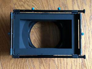 Redrock microMattebox Matte Box Shell for Parts