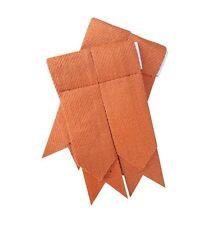 Scottish Kilt Sock Flashes Irish Saffron/Kilt Hose Flashes/Kilt Flashes irish