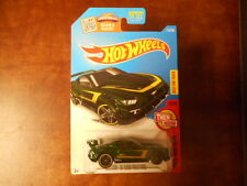 2016 Hot Wheels Then and Now '68 Shelby GT500 Dark Green MONMC