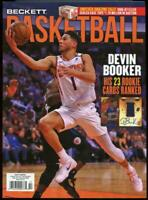Beckett Basketball Monthly Price Guide Card Magazine OCT 2020 Devin Booker