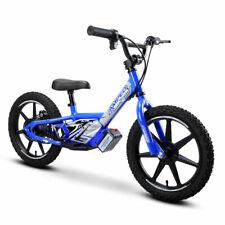 "Amped A16 Childs Kids Childrens Electric 16 "" Balance Bike - Blue"
