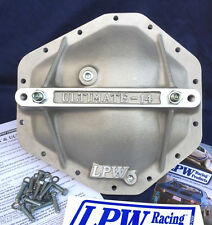 CHEVY/GMC CORPORATE 10.5 14 BOLT REAR DIFFERENTIAL ALUMINUM COVER, GM 10-1/2""